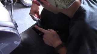 4. 2007 Honda Silverwing Sparkplug Removal