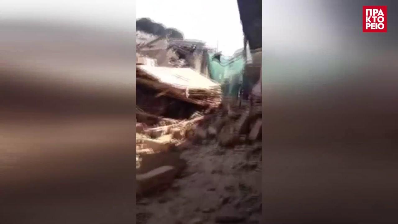 Ισχυρός σεισμός 6,1 ρίχτερ μεταξύ Λέσβου και Χίου [2]