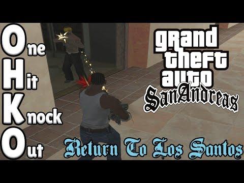 Reddit funny - GTA San Andreas - ONE HP SPEEDRUN - Return To Los Santos
