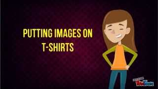 Putting images on t-shirts has been a long practice. Different and creative photos on shirts are seen worn by many people and are even designed in different shapes and colors.  http://www.thegulatigroup.com/