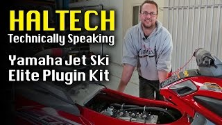 9. Elite Plugin Kit for Yamaha FZS/FZR Cruiser Series Jetskis - Technically Speaking