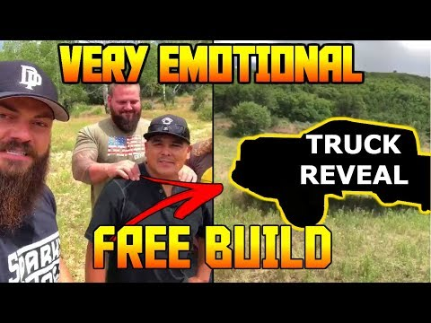 HEAVY D Finishes Truck Build For Jose Caballero! (TRUCK REVEAL)