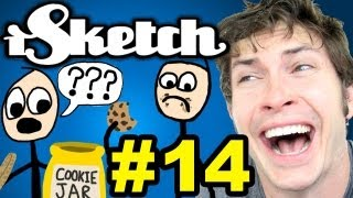 ANSWER MY QUESTION - iSketch