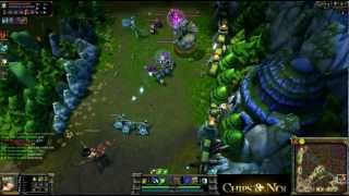 (HD165) TCM vs ESC -League Of Legends Replay [FR]