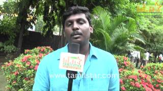 Director Aanand Krishna at Aal Movie Team Interview