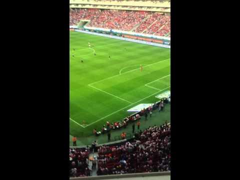 Así alienta la hinchada de chivas Chivas vs Monterrey 2015 - Legión 1908 - Chivas Guadalajara