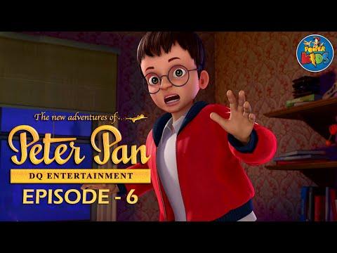 Peter Pan ᴴᴰ [Latest Version] - The Secret of Long John Pepper - Animated Cartoon Show