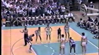 Bettendorf (IA) United States  City new picture : 1986 Iowa basketball State Championship game, Bettendorf vs. Burlington