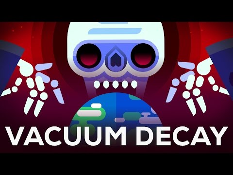 Destroying the Universe with Vacuum Decay
