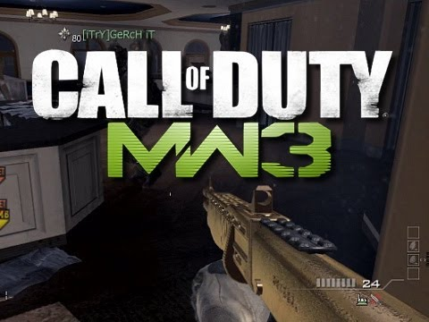 MW3 - Having Fun with Strangers #13 (THE GROUND IS LAVA!!)