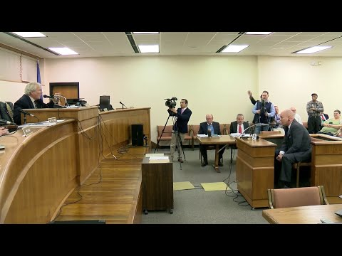 Alex McNabb, Chairman Boyce get into shouting match at Dec. 17 board meeting
