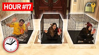 Video First to Escape the Cage, Wins $10,000 - Challenge MP3, 3GP, MP4, WEBM, AVI, FLV Juni 2019