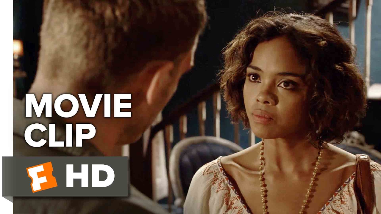 Watch Sharon Leal & Josh Lucas in Indie Supernatural Thriller 'Ghost of New Orleans' (Clip) with Terrence Howard