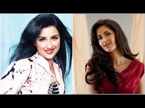 Katrina & Parineeti Spottted After An 'Ok Jaanu' s