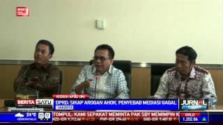 Video Ketua DPRD DKI: Sikap Arogan Ahok Membuat Mediasi Gagal MP3, 3GP, MP4, WEBM, AVI, FLV Juli 2018