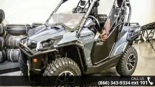 8. 2017 Can-Am Commander LIMITED 1000  - RideNow Powersports...