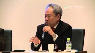 サイエンスアゴラ2014 キーノートセッション1:科学技術イノベーションにおける「統合化」(2/2)