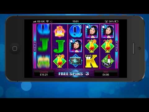 Ladies Night mobile Slot | Mobile Casino slot games