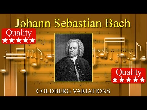BACH – (FULL) Goldberg Variations BWV 988 – Piano – High Quality Classical Music