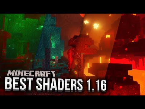 TOP 5 Shaders for Minecraft 1.16.2