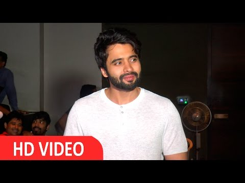 Jackky Bhagnani At Screening Of Flim Madaari
