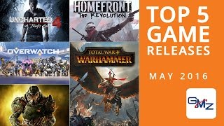 MWEB GameZone Top 5 May 2016 Releases