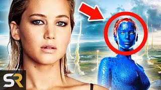 10 Most Insane Movie Makeup Transformations Of All Time by Screen Rant