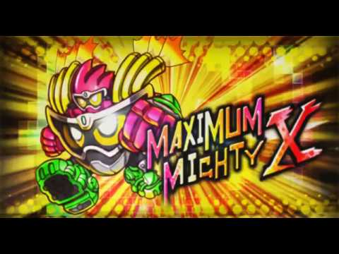 Maximum Mighty X -Sound- [99.9% HQ]