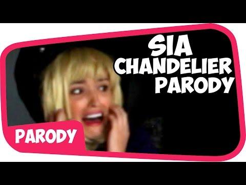 Video Parodi Sia Chandelier w/ sacha stevenson download in MP3, 3GP, MP4, WEBM, AVI, FLV February 2017