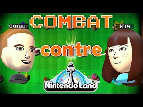 COMBAT DE MINI-JEUX ! | NintendoLand Wii U Français