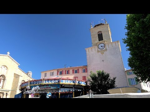 [4K] Pertuis France, Provence Luberon (videoturysta.eu)