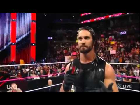 WWE RAW 10/6/14 -  6th October 2014 Full Show Part 1of 5
