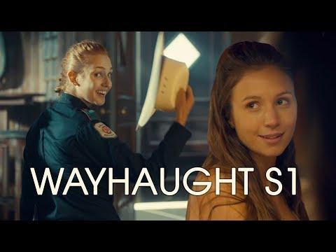 Waverly & Nicole   Wayhaught   S1 Wynonna Earp