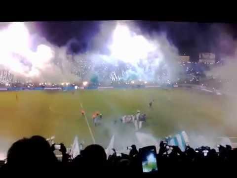 Recibimiento de Atlético Tucumán Vs Boca Juniors - La Inimitable - Atlético Tucumán