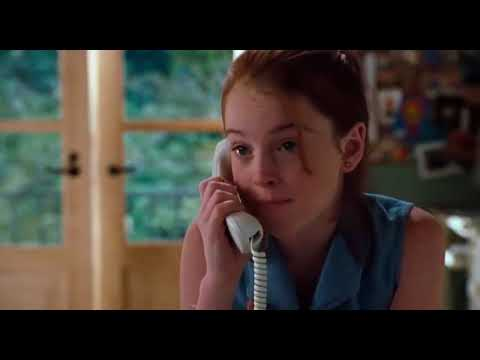 the parent trap (1998)- phonebooth scene!