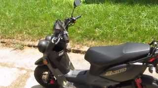 2. 2013 Yamaha Zuma 50 F, First Look & Overview