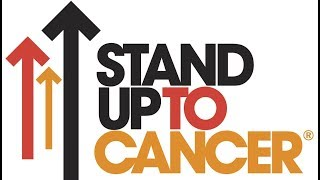 Stand Up to Cancer UK - Sun, Oct 21st @ 1pm-9pm GMT, 9am-5pm EDT, 6am-2pm PDT