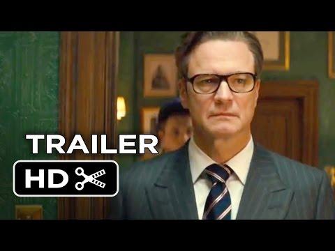 Kingsman: The Secret Service Official Trailer #3 (2015) - Colin Firth, Samuel L. Jackson Movie HD thumbnail