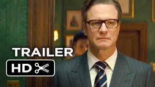 Nonton Kingsman  The Secret Service Official Trailer  3  2015    Colin Firth  Samuel L  Jackson Movie Hd Film Subtitle Indonesia Streaming Movie Download