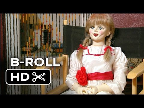 roll - Subscribe to TRAILERS: http://bit.ly/sxaw6h Subscribe to COMING SOON: http://bit.ly/H2vZUn Like us on FACEBOOK: http://goo.gl/dHs73 Follow us on TWITTER: http://bit.ly/1ghOWmt Annabelle B-ROLL...