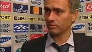 Jose Mourinho's English Dictionary Part 1