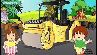 Video Ella Ello : Membuat Sesuatu - Mobil Mobil Besar | Kompilasi | Puri Animation Channel MP3, 3GP, MP4, WEBM, AVI, FLV Agustus 2018
