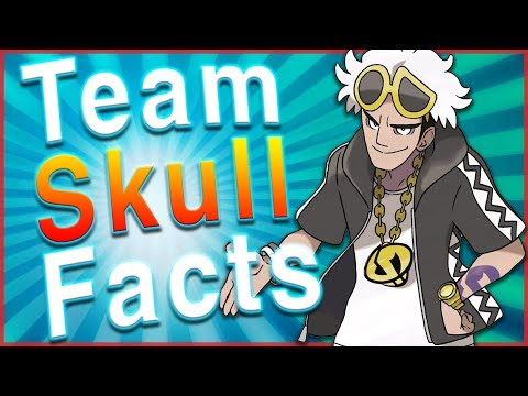 10 Interesting Facts About Team Skull! Pokémon Ultra Sun and Ultra Moon