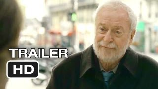 Nonton Mr. Morgan's Last Love Official Trailer #1 (2013) - Michael Caine Movie HD Film Subtitle Indonesia Streaming Movie Download
