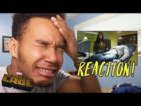 "Luke Cage Season 1 Episode 8 ""Blowin' Up the Spot"" REACTION!"