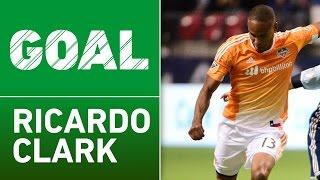 GOAL: Ricardo Clark LAZER! by Major League Soccer