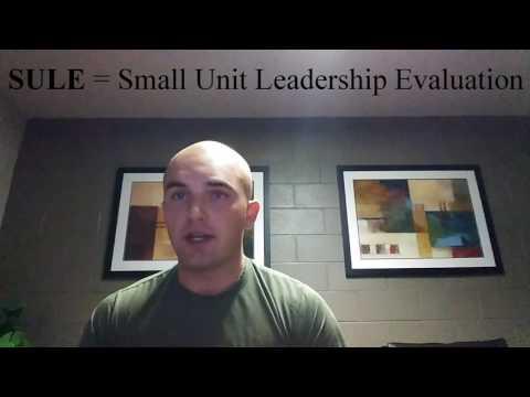 USMC OCS | LRC vs SULE
