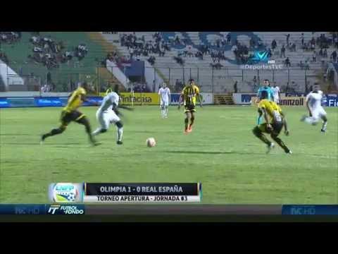 Олимпия - Реал Эспанья 1:0. Видеообзор матча 11.08.2016. Видео голов и опасных моментов игры