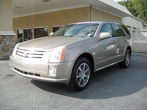 2005 Cadillac Srx Service Manual