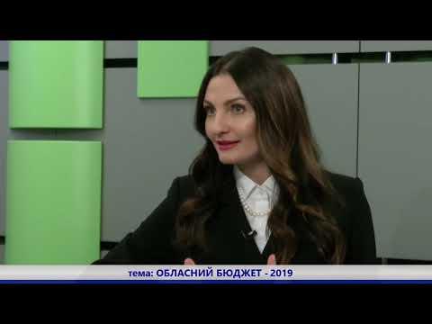 Владимир Ширма рассказал об областном бюджете-2019